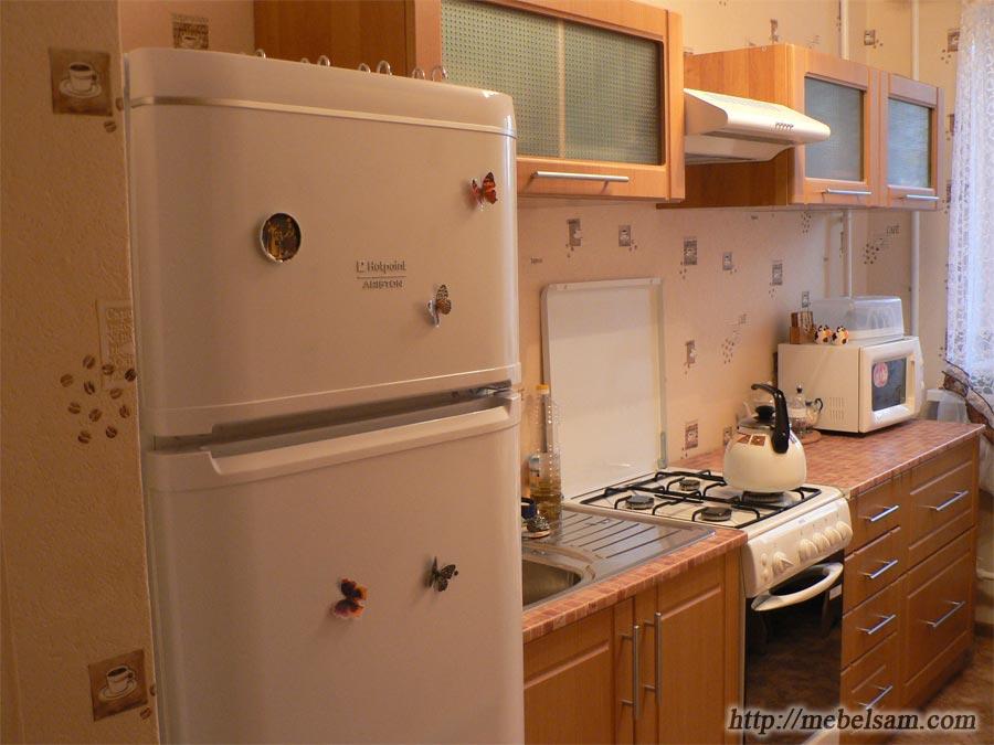 Кухни своими руками для дома